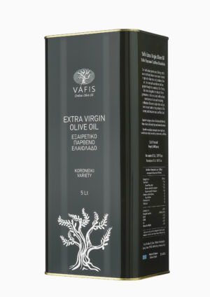 Маслиново масло зехтин екстра върджин Vafis