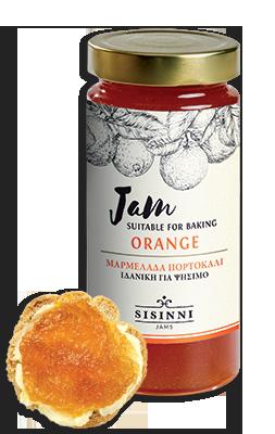 конфитюр от портокал sisinni