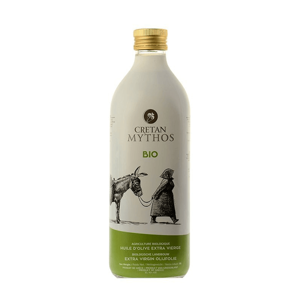 зехтин маслиново масло Cretan Mythos